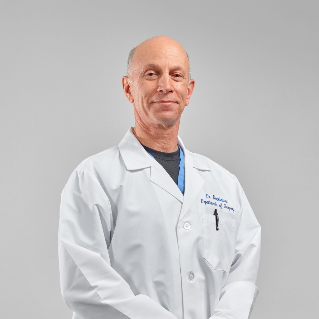 Robert S. Napoletano, MD - Surgeon, Starling Physicians